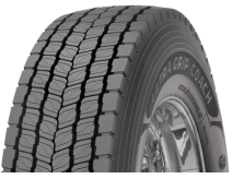 295/80R22.5 ULTRA GRIP M+S GOODYEAR (Next Tread)